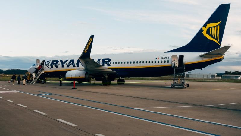 """Minske priverstinai nutupdytas """"Ryanair"""" lėktuvas nusileido Vilniuje: sugrįžo ne visi"""