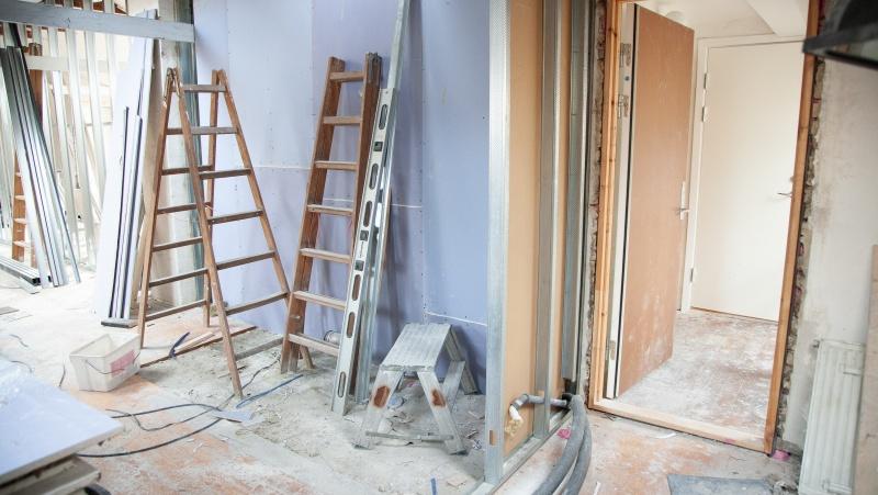 Statybų bumas ištuštino JK statybinių medžiagų atsargas