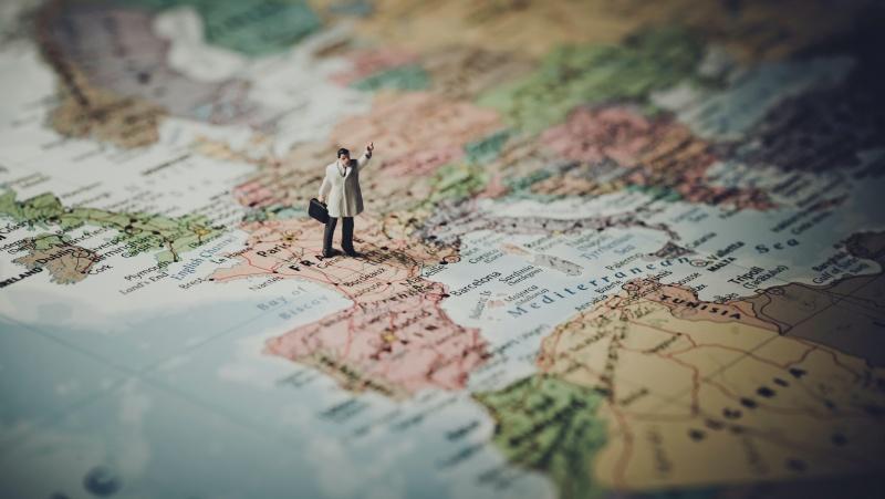 Europos šalys JK turistams įveda reikalavimą izoliuotis