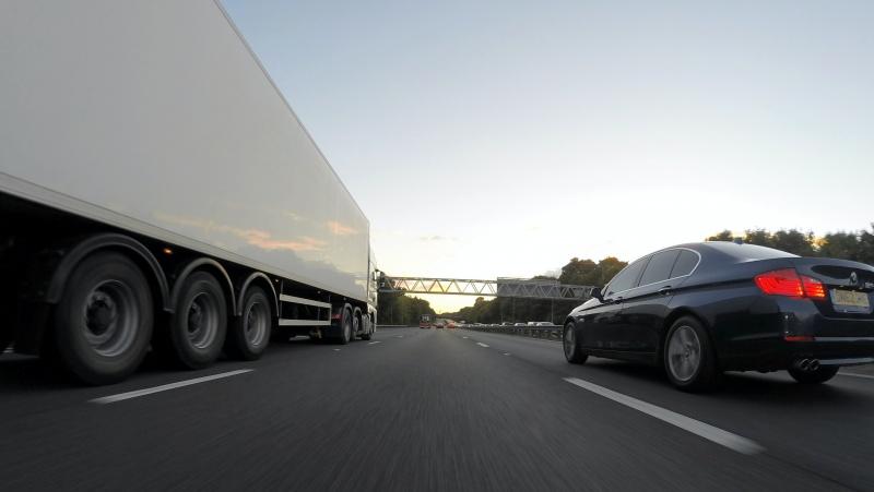"""Po """"Brexit"""" JK trūksta sunkvežimių vairuotojų"""
