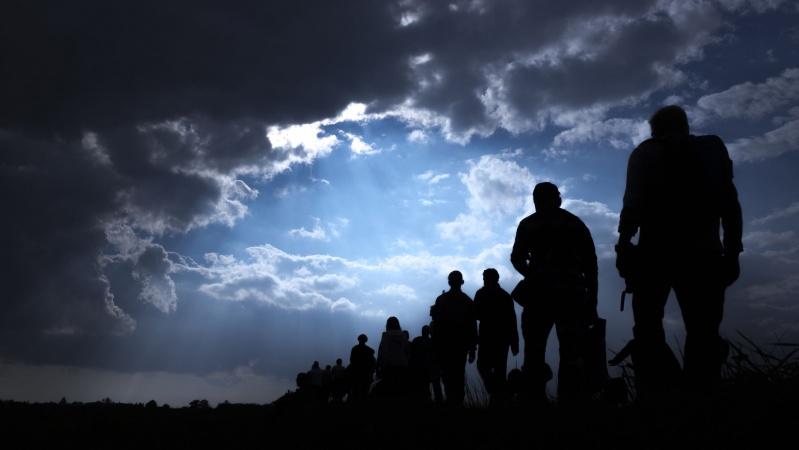 Lietuvoje augant migrantų antplūdžiui paskelbta ekstremali situacija