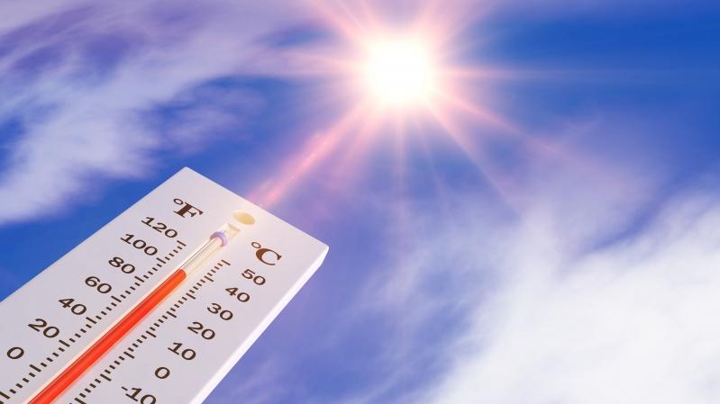 JK prognozuojamos dvi karštos savaitės