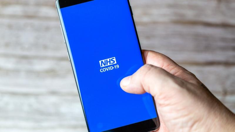 Izoliuotis nurodanti NHS programėlė bus pakoreguota – sekretorius