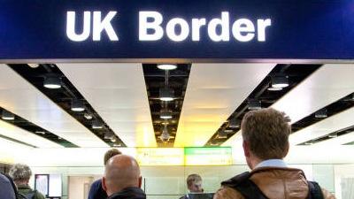 Atvykimas į JK be leidimo nuo šiol yra nusikaltimas