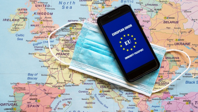 PSO: dėl koronaviruso Europai - liūdna prognozė