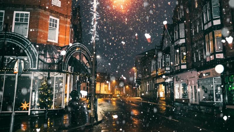 Sinoptikai prognozuoja, kad jau šią savaitę JK sulauks sniego