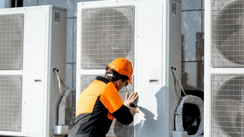 JK gyventojams skirs kompensacijas boilerio keitimui į šilumos siurblį