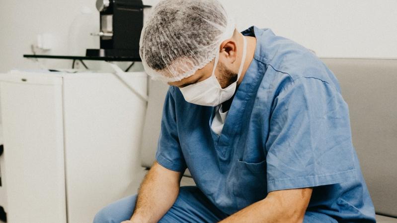 JK ligoninės perpildytos – medikai ant išsekimo ribos
