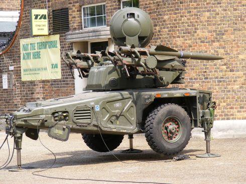 Vilniuje bus eksponuojama karinė technika
