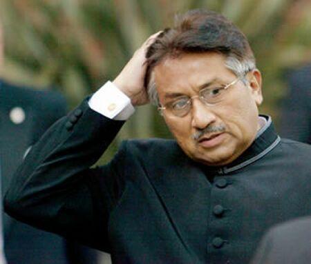 Pakistano koalicija baigia rengti kaltinimus prezidentui