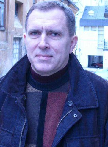 """Avarijoje susižalojo radijo stoties ,,Lietus"""" vadovas G.Zdebskis"""