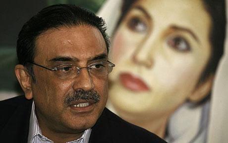 Pakistane prisaikdintas išrinktasis prezidentas