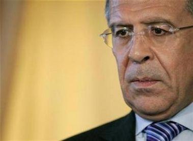 Lavrovas teigia necenzūrinį žodį apie Saakašvilį pavartojęs cituodamas vieną kolegą iš Europos