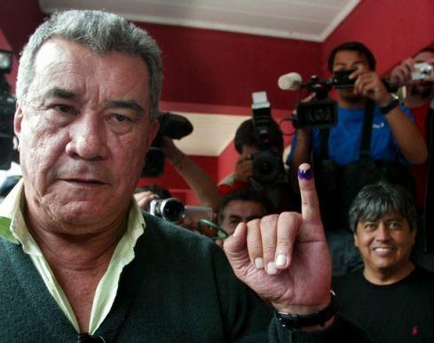 Bolivijoje suimtas vienas iš opozicijos lyderių
