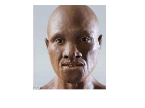 Mokslininkai atkūrė pirmojo europiečio veidą