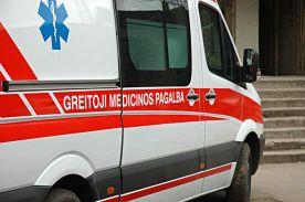 Yra vilties ir pasienyje sulaukti medikų pagalbos