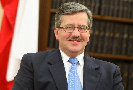 B.Komorowskis laimėjo Lenkijos prezidento rinkimus