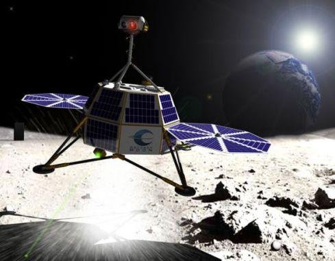Gali būti įkurta žmonių valdoma kosminė stotis Mėnulyje