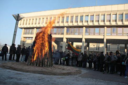 Laisvės gynėjų dienos minėjimas LR ambasadoje