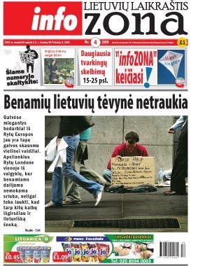 Benamių lietuvių tėvynė netraukia