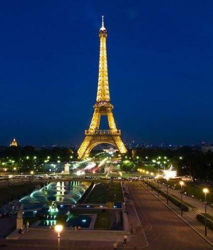 Ekonomiška diena prabangiajame Paryžiuje