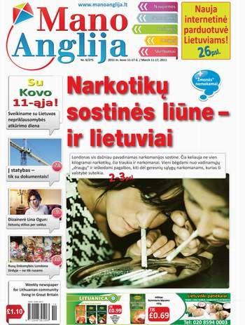 Narkotikų sostinės liūne – ir lietuviai