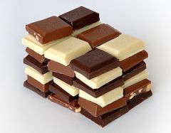 Londone - šokolado savaitė