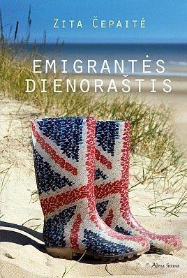 Londone - Zitos Čepaitės knygos apie emigrantus pristatymas