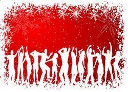 Kalėdinis vakarėlis su lietuvių jaunimu Londone