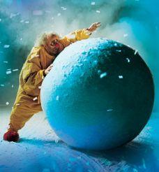 """""""Slava's Snowshow"""" - žiemos stebuklas teatro scenoje"""