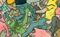 Savaitgalį rytų Londone vyks komiksų festivalis