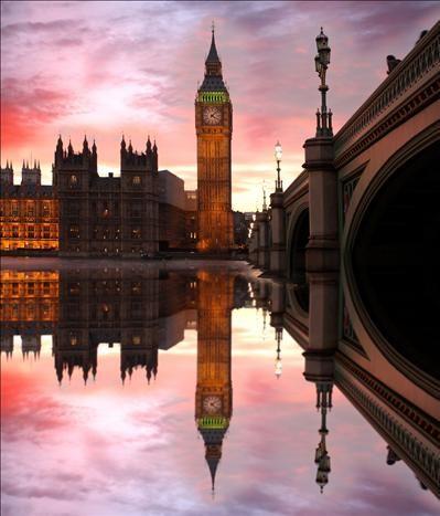 Vasara - geriausias laikas pasivaikščioti po Londoną