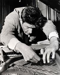 Lietuvė smuikininkė - J.Cage'o garbės koncerte