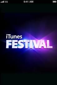 iTunes festivalis - nemokamas, su išlygomis