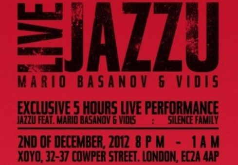 Londone kokybiškos muzikos dozę suleis Mario Basanov, Vidis ir Jazzu