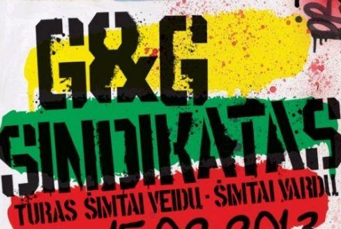 """""""G&G Sindikatas"""" kviečia į turo baigiamuosius koncertus"""