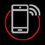 Telefonai, televizija, internetas